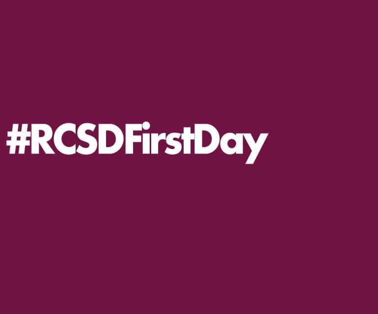 #RCSDFirstDay